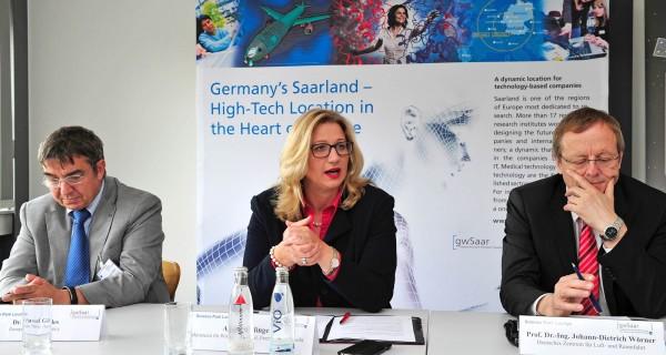 Saarländischer Beitrag für die Raumfahrt ausbaufähig