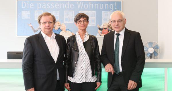 Die Wohnungsgesellschaft Saarland feiert ihren 75. Geburtstag