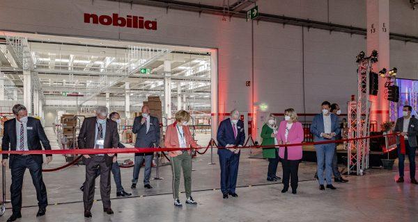 Nobilia nimmt Produktion in Saarlouis auf